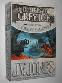image of A Fortress of Grey Ice - Sword of Shadows Series #2