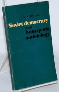 image of Soviet Democracy and bourgeois sovietology