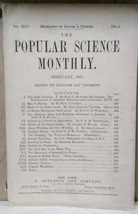 The Popular Science Monthly, (Vol. XLII, No. 4, February, 1893)