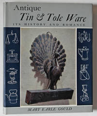 Antique Tin & Tole Ware: Its History and Romance