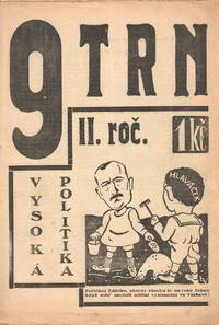 image of Trn: satirický časopis studentů [The thorn: a satirical student journal]. Vol. 2, no. 9 (1925)
