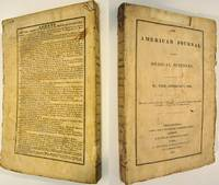 THE AMERICAN JOURNAL OF THE MEDICAL SCIENCES (FEBRUARY 1833, NO. XXII) by Various Contributors - Paperback - First Edition - 1833 - from Nick Bikoff, Bookseller (SKU: 15910)