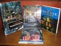 The House Beautiful Treasury of Contemporary American Houses and 3 Other Architecture Hardcovers