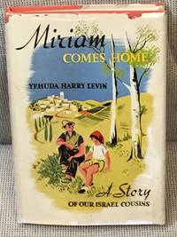 image of Miriam Comes Home, a Story of Our Israel Cousins
