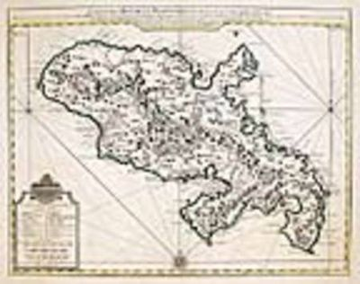 Amsterdam: Covens and Mortier, 1757. Engraved with early outline colour. Printed on laid paper. In p...
