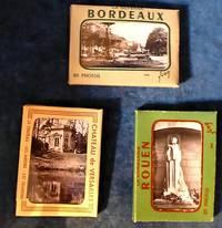 CHATEAU DE VERSAILLES, BORDEAUX, ROUEN