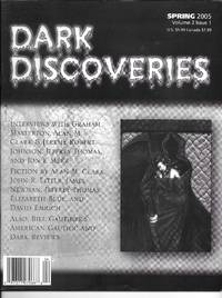 image of Dark Discoveries: Spring 2005