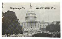 Pilgrimage to Washington D.C. [postcard]