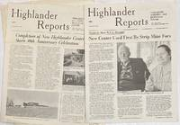 image of Highlander Reports [seven issues]