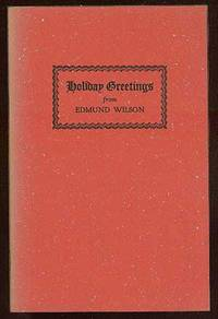 , 1966. Softcover. Fine. First edition. Stapled wrappers. A trifle sunned at the thin spine, else fi...