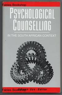 PSYCHOLOGICAL COUNSELLING IN THE SOUTH AFRICAN CONTEXT.