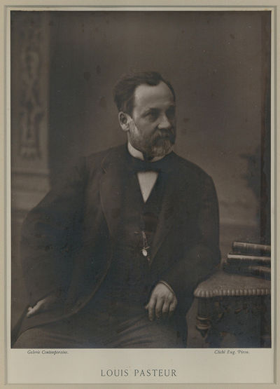 Galerie Contemporaine. Woodburytype portrait photograph by Eugène Pirou (1841-1909). Galerie Contem...