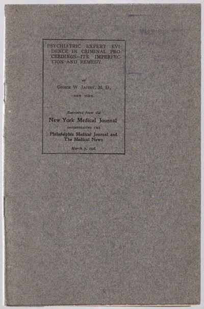 : A.R. Elliott Pub. Co., 1908. 8vo (20.3 cm, 8