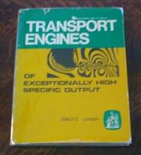 image of Transport Engines of Exceptionally High Specific Output Proceedings  1968-69 Volume 183 Part 3b