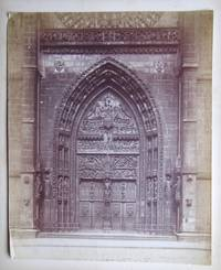Germany: Main Door St. Lorenz Church, Nuremberg.