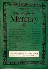 THE AMERICAN MERCURY; February, 1938