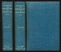 image of ANTHOLOGY AND BIBLIOGRAPHY OF NIAGARA FALLS - Volume 1 and Volume 2