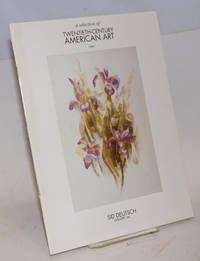 A selection of Twentieth-Century American art