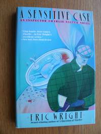 A Sensitive Case by  Eric Wright - Signed First Edition - 1990 - from Scene of the Crime Books, IOBA (SKU: biblio11229)