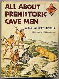 All About Prehistoric Cave Men, allabout books #30