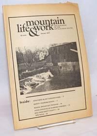 Mountain life & work, the magazine of the Appalachian South, January 1977, vol. 53, no. 1