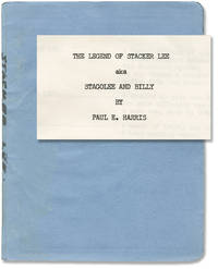 The Legend of Stacker Lee aka Stagolee and Billy (Vintage script for an unproduced musical play)