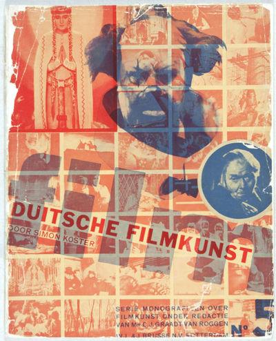 Rotterdam: W. L. en J. Brusse's Uitgeversmaatschappij N.V., 1931. Softcover. g. 8vo. 75pp. Original ...