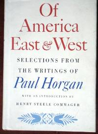 image of Of America East and West