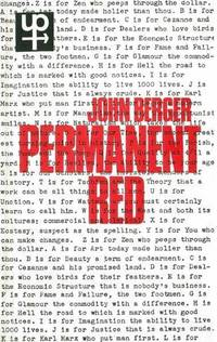 Permanent Red - Essays in Seeing