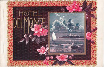 Hotel Del Monte, Monterey, California...
