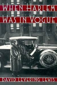 When Harlem Was in Vogue