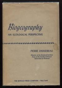 image of Biogeography ;  An Ecological Perspective  An Ecological Perspective