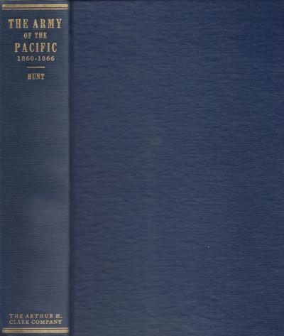 Glendale, California: Arthur H. Clark Company. Very Good. 1951. First Edition. Hardcover. Navy blue ...