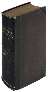 Harper's New Monthly Magazine.  Volume XXXII (32) December 1865 to May 1866