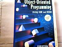 Objekt-Oriented Programming using SOM and DSOM includes Disk! by  Christina Lau - 272 S. 8° Obrosch - from Antiquariat Michael Solder and Biblio.com