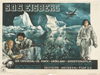 image of S.O.S. Eisberg (Original German poster for the 1933 film)
