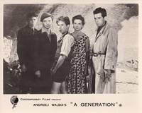 image of A Generation (Original photograph from the 1955 Polish film)
