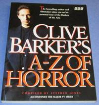 Clive Barker's A-Z of Horror (Signed UK edition)