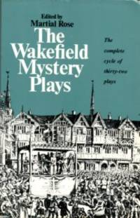 image of The Wakefield Mystery Plays