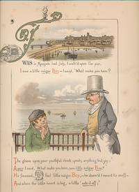 Misadventures at Margate. A Legend of Jarvis's Jetty. Pictured by Ernest M. Jessop