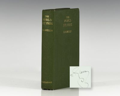 London: Macmillan and Co., Limited, 1914. First edition, second printing, published the same month a...