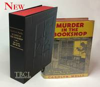 MURDER IN THE BOOKSHOP. [Collector's Custom Clamshell case only - Not a book]