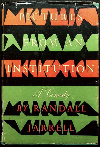 New York: Alfred A. Knopf, 1954. First Edition. First printing. Octavo (21cm). Turquoise cloth-cover...