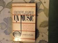 image of Copland on Music
