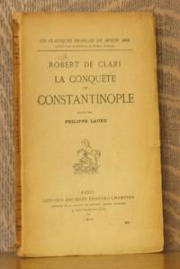 LA CONQUETE DE CONSTANTINOPLE