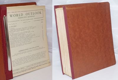 Paris: World Outlook, 1964. Fifty six issues of the magazine, spanning the period from April 10, 196...