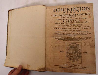 En Madrid: Por Ioseph Fernandez de Buendia, 1667. 2nd edition. Leather bound. Good+ancient dampstain...