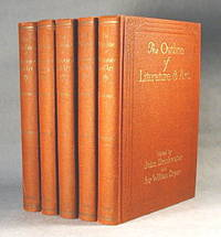 The Outline Of Literature And Art, Complete 5 Volume Set