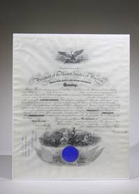 Signed Naval Commission
