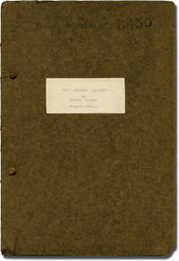 The Invisible Ray [The Shining Spectre] (Original screenplay for the 1936 film)